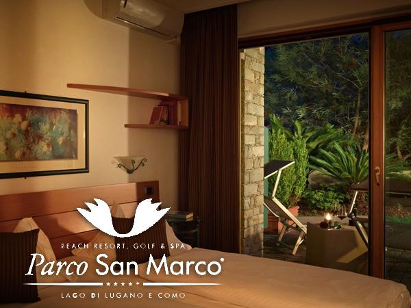 Hotel Parco San Marco, Lugano, Švicarska