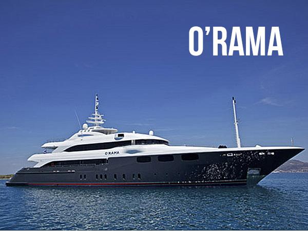 O'rama Yacht