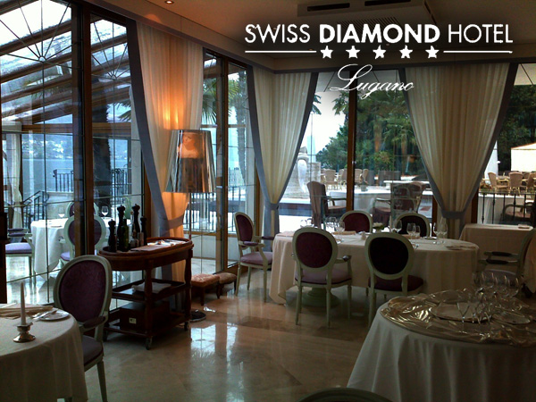 Swiss Diamond Hotel, Lugano